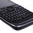 Stock Photo: QWERTY Keyboard