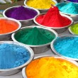 Holi Colors — Stock Photo