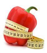 Dieta paprica — Foto de Stock