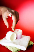 Moisturizing cream — Stock Photo