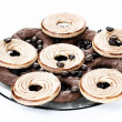 Stock Photo: Sweets cookies