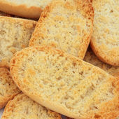 Crisp Bread — Stock Photo