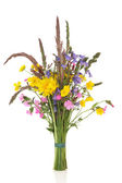 Spring Wildflower Posy — Stock Photo