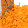 Grated Cheese — Stock Photo #4478807