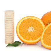 Vitamin C — Stock Photo