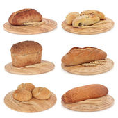Bread Selection — Stock Photo