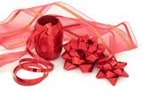 Ribbon and Bows — Stock Photo