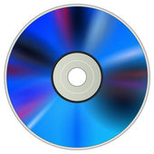 Disco cd Dvd — Vector de stock