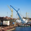 Shipyard — Stock Photo #4060725