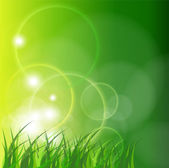 Abstract green background — 图库矢量图片