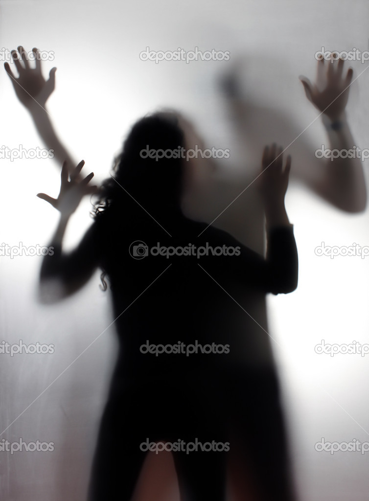Domestic violence  Stock Photo #4115639
