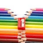 Pencil zipper — Stock Photo #4739688
