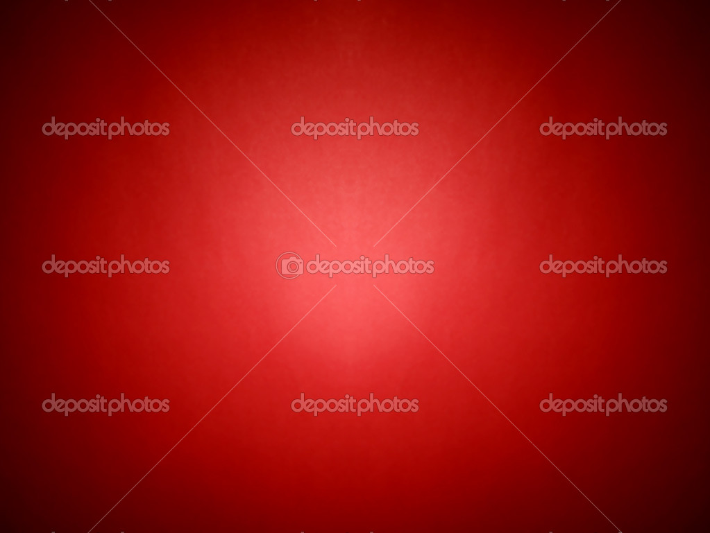 Spotlight on red background — Photo #4928247