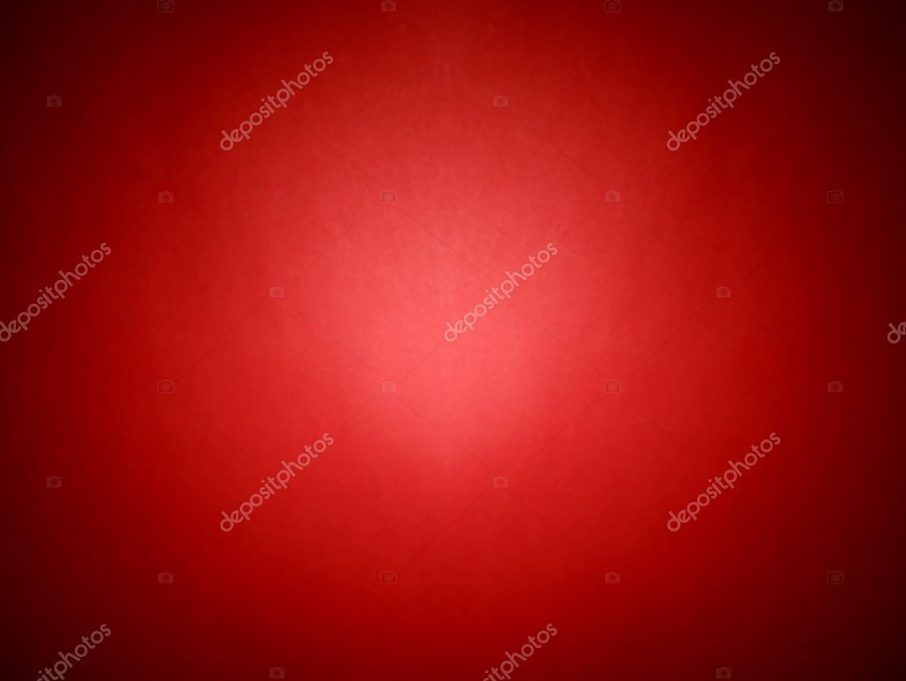 Spotlight on red background — Stock fotografie #4928247