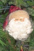 Kerst ornament van st.nicolaas — Stockfoto