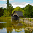 Stock Photo: Boating lake