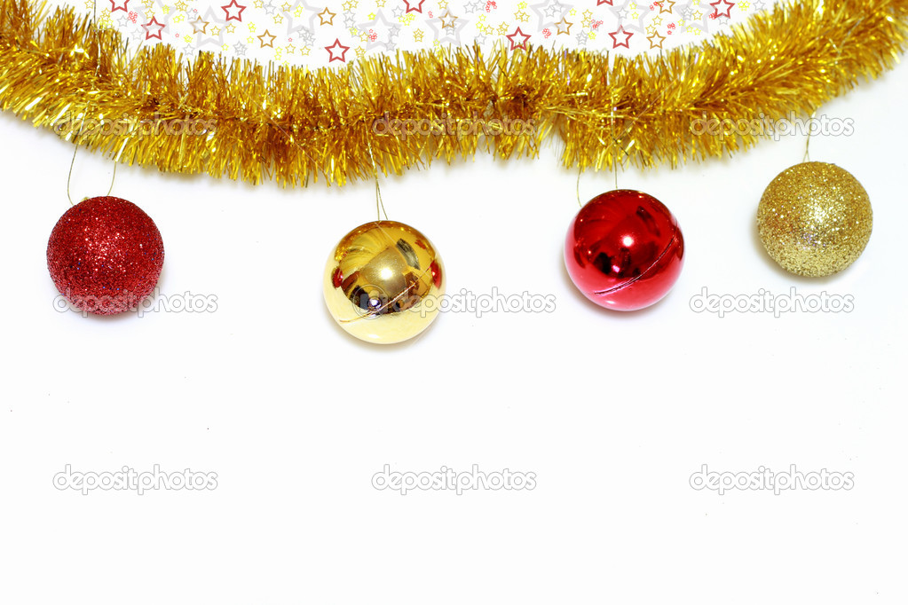A christmas decoration  — Stock Photo #3970297