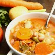 Minestrone — Stock Photo #4205374
