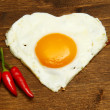 Fried egg — Stockfoto #4206536