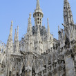 Dome of Milan — Stock Photo