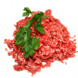Minced meat — Stock Photo #4479349