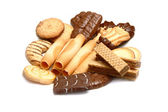 A goup of biscuit — Stock Photo