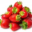 Red strawberry — Stock Photo #5151959