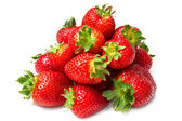 Red strawberry — Foto de Stock