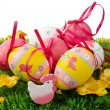 easter eggs — Stock Photo #5310161