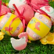 easter eggs — Stock Photo #5310163