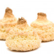 Coconut cookies — Stock Photo #4442388
