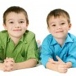 Royalty-Free Stock Photo: Two boys