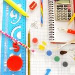 School things — Stock Photo #4849641
