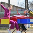 Children having fun - Stock Photo