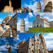 Royalty-Free Stock Photo: Tuscany Collage