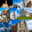 Tuscany Collage — Stock Photo