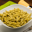 Pastwith pesto — Stock Photo #5026314