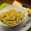 Royalty-Free Stock Photo: Pasta with pesto