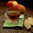 Apple Tea - Stock Photo