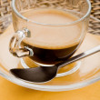 Espresso coffee — Stock Photo #5026409