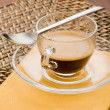 Espresso coffee — Stock Photo #5026423