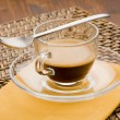 Espresso coffee — Stock Photo #5026438