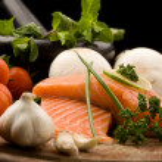 Filetto di salmone — Foto Stock