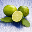 Lime — Stock Photo #5048930