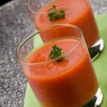 Tomatoe Juice — Stock Photo