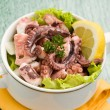 Royalty-Free Stock Photo: Octopus Salad