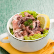 Octopus Salad — Stock Photo #5128451
