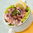 Octopus Salad — Stock Photo #5128513