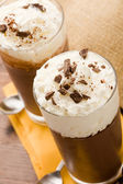 Chocolate Pudding — Stock Photo