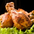 Roasted Chicken — Stockfoto #5221592